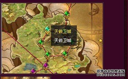 神域争霸标示颜色的改变 能给玩家带来的便利!